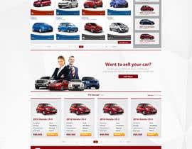 Nro 102 kilpailuun Design a Website Mockup käyttäjältä creativesolutanz
