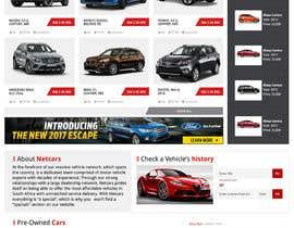 Nro 43 kilpailuun Design a Website Mockup käyttäjältä bd600102