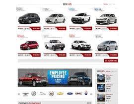 Nro 58 kilpailuun Design a Website Mockup käyttäjältä Comnix