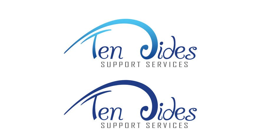 Konkurrenceindlæg #23 for Design a Logo for Ten Sides Support Services