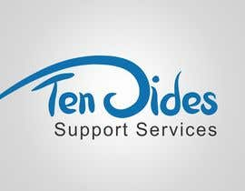 #7 para Design a Logo for Ten Sides Support Services por Iddisurz