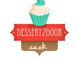 nº 15 pour Design a Logo for Dessert2Door.co.uk par NicolasFragnito