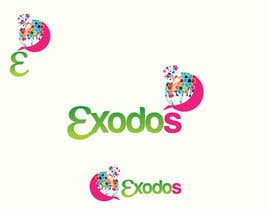 #128 for Design a Logo for EXODOS by GeorgeOrf