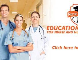 Nro 19 kilpailuun Nurse Academy seeking a website banner design käyttäjältä ephdesign13