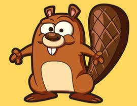 #40 cho Illustrate a Beaver Game Character bởi animigz12