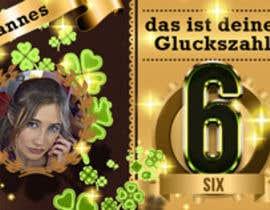 Nro 5 kilpailuun Create an exciting lucky Banner for your lucky number käyttäjältä kfernandojosei