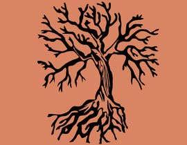 Nro 2 kilpailuun Design a hidden message in a tree Tattoo käyttäjältä dmitryshlyahov