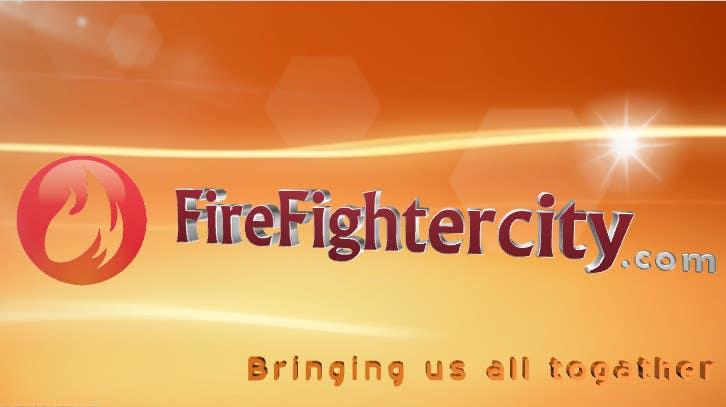 Contest Entry #59 for Logo Design for firefightercity.com