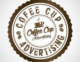 #155 para Design a Logo for Coffee Cup Advertising por denissepinies