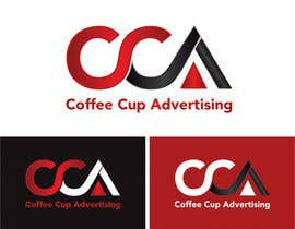 #31 para Design a Logo for Coffee Cup Advertising por rajnandanpatel