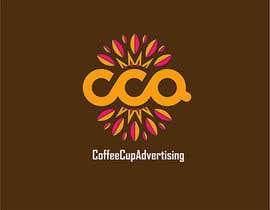 #196 para Design a Logo for Coffee Cup Advertising por Kuzyajr