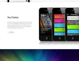 #13 para Design 2 pages of a website for a Software product por bsalsth