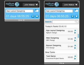 #13 untuk Design a time tracking application oleh seguro