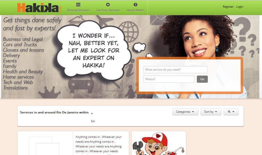 Illustrate Something fora marketplace website! için 15 numaralı Yarışma Girdisi