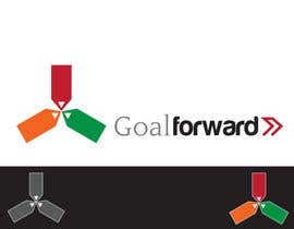 #89 para Logo Design for Goalforward por muralideo