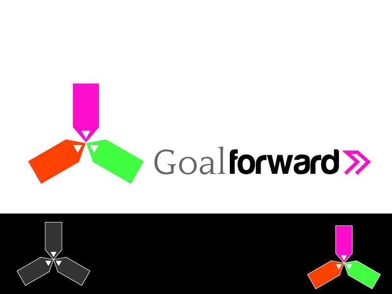 Inscrição nº 86 do Concurso para Logo Design for Goalforward