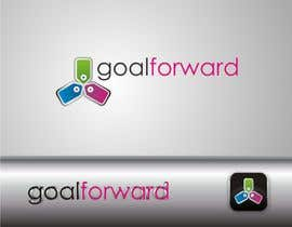 #23 para Logo Design for Goalforward por JoeMista