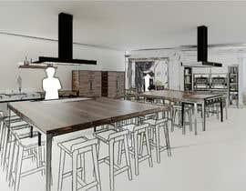 #12 for Interior design draft by hantig
