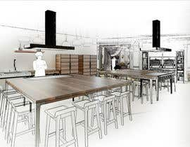 #17 for Interior design draft by hantig