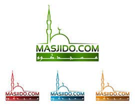 nº 24 pour Design a Logo for mosques web site par mounirchahid