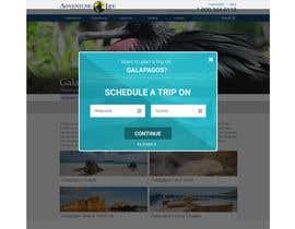 Nro 7 kilpailuun Design an a Three-Part Popup Teaser Ad for Website käyttäjältä omwebdeveloper