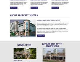 Nro 1 kilpailuun Design a Website Mockup - 8 käyttäjältä saidesigner87