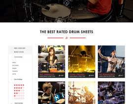 webmastersud tarafından Design a Website Mockup için no 2