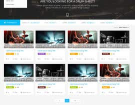 clickinn tarafından Design a Website Mockup için no 12