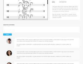clickinn tarafından Design a Website Mockup için no 22