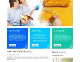 PandaLabo tarafından Design a Website Mockup - 9 için no 2