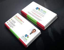 kushum7070 tarafından Redesign our Business Cards için no 30