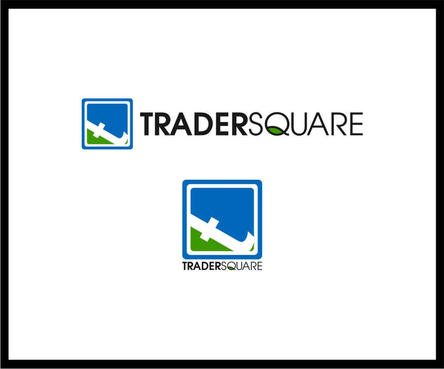 "#120 for Design a Logo for  ""Trader Square"" (Trading Community Website) by entben12"