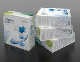 R063rt tarafından Packaging Box Design for Cherub Baby için no 8