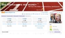 Design a Banner for Betting Website için Graphic Design3 No.lu Yarışma Girdisi