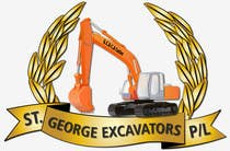 Graphic Design Contest Entry #43 for Graphic Design for St George Excavators Pty Ltd
