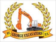 Graphic Design for St George Excavators Pty Ltd için Graphic Design41 No.lu Yarışma Girdisi