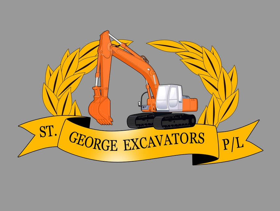 Contest Entry #                                        58                                      for                                         Graphic Design for St George Excavators Pty Ltd