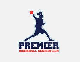 Nro 4 kilpailuun Design a  logo and t-shirt for a new dodgeball league käyttäjältä ratax73