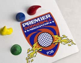 Nro 44 kilpailuun Design a  logo and t-shirt for a new dodgeball league käyttäjältä sumonaafroje27