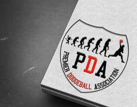 Nro 28 kilpailuun Design a  logo and t-shirt for a new dodgeball league käyttäjältä Exer1976