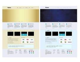 #7 for Design a Website Mockup - 11 by pofiadeal