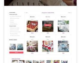 Nro 3 kilpailuun Design a Website Mockup - 11 käyttäjältä sayedraju