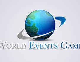 #10 cho Design a Logo for World Events Game bởi AndryF