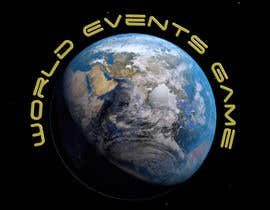 BaxterScott tarafından Design a Logo for World Events Game için no 3