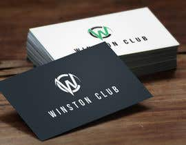 CREArTIVEds tarafından Design a Logo for Winston Club - Hotel / Travel Industry için no 42