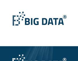 #65 para Logo design for BigData por manuel0827