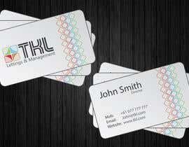 #22 for logo modification and business card af LionWikki