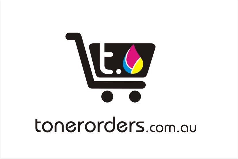 """Intrarea #7 pentru concursul """"Logo Design for tonerorders.com.au"""""""