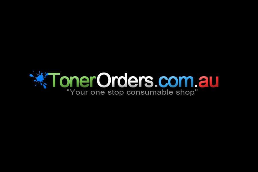 Proposta in Concorso #                                        42                                      per                                         Logo Design for tonerorders.com.au