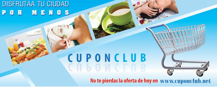 Proposition n°                                        7                                      du concours                                         Billboard Design for Cupon Club